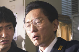 映画『素敵なダイナマイトスキャンダル』松重豊