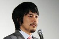 映画『家路』完成披露試写会舞台挨拶、松山ケンイチ