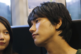 映画『怒り』松山ケンイチ