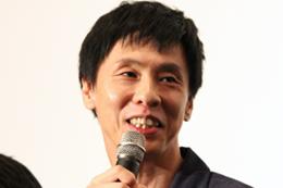 映画『君が君で君だ』完成披露舞台挨拶、大倉孝二