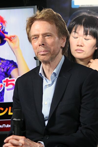 映画『ジェミニマン』公開記念来日トークセッション:ジェリー・ブラッカイマー(製作)