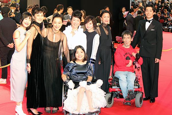 東京国際映画祭2019オープニングイベント:映画『37セカンズ』