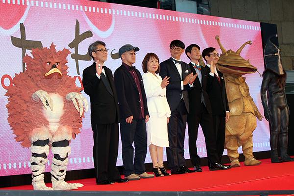 東京国際映画祭2019オープニングイベント