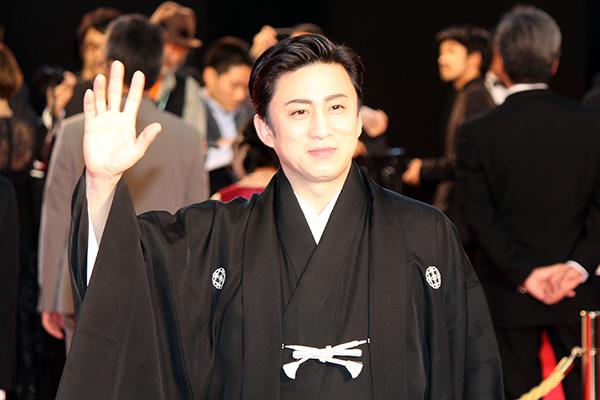 東京国際映画祭2019オープニングイベント:シネマ歌舞伎『女殺油地獄』松本幸四郎