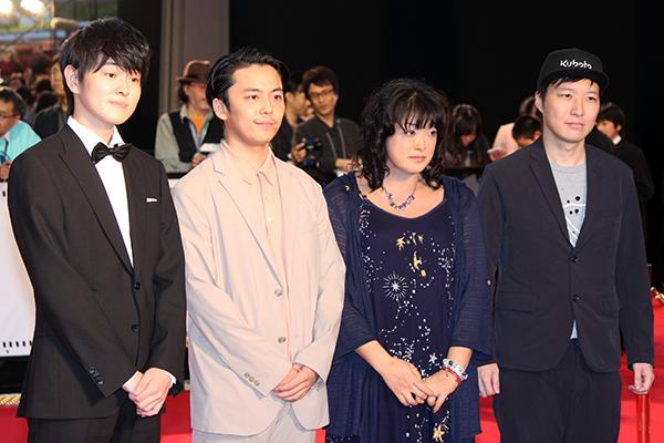 東京国際映画祭2019オープニングイベント:映画『五億円のじんせい』