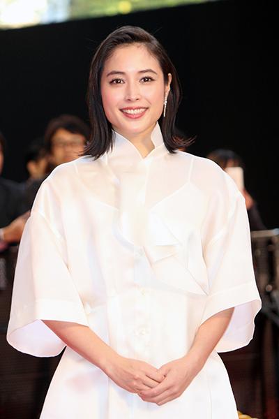 東京国際映画祭2019オープニングイベント:フェスティバルミューズの広瀬アリス