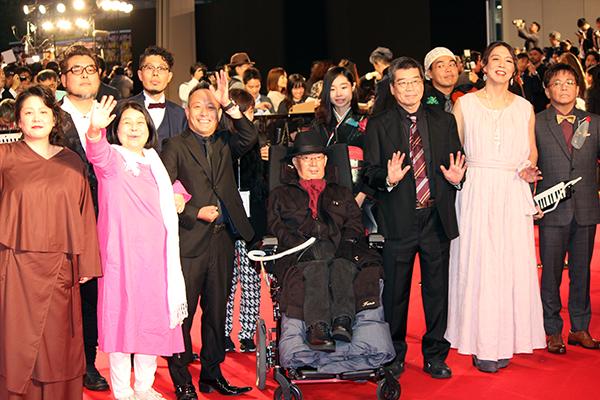 東京国際映画祭2019オープニングイベント:映画『れいわ一揆』
