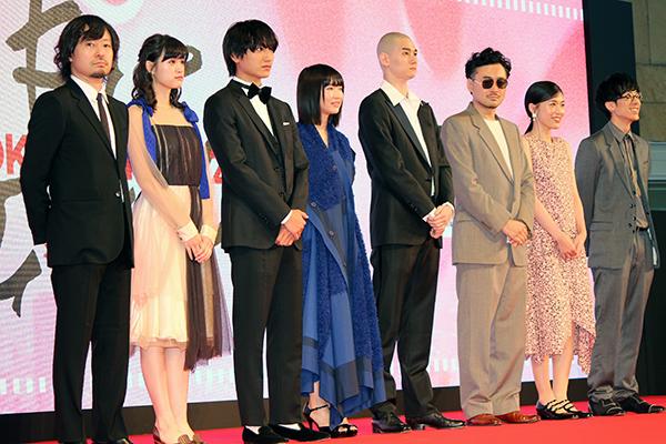 東京国際映画祭2019オープニングイベント:映画『猿楽町で会いましょう』