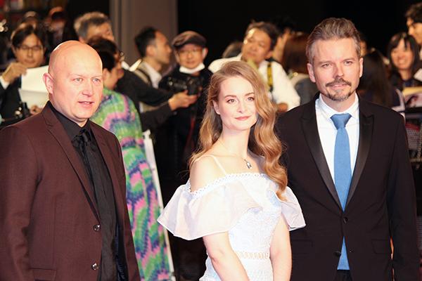 東京国際映画祭2019オープニングイベント:映画『わたしの叔父さん』