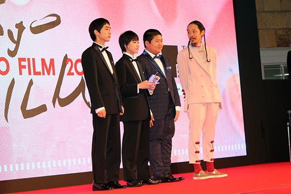東京国際映画祭2019オープニングイベント:映画『ウィーアーリトルゾンビーズ』