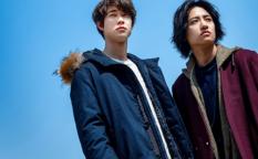 映画『his』宮沢氷魚 /藤原季節