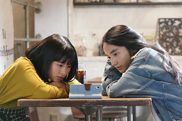 映画『地獄少女』森七菜/仁村紗和