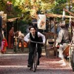 映画『カツベン!』成田凌