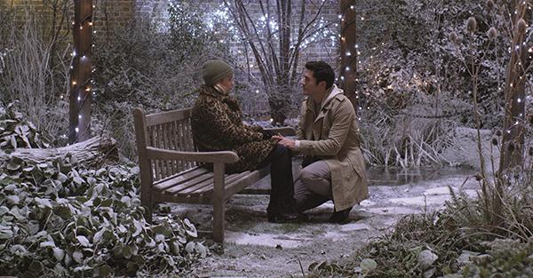 映画『ラスト・クリスマス』エミリア・クラーク/ヘンリー・ゴールディング