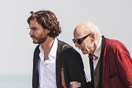 映画『僕とカミンスキーの旅』ダニエル・ブリュール