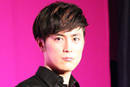 映画『不能犯』完成披露舞台挨拶、間宮祥太朗