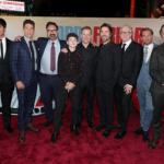 映画『フォードvsフェラーリ』LAプレミア、マット・デイモン、クリスチャン・ベイル、トレイシー・レッツ、ジョン・バーンサル、ジョシュ・ルーカス、ノア・ジュプ、ジェームズ・マンゴールド監督