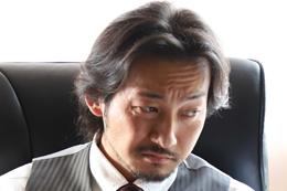 映画『ダブルドライブ ~狼の掟~』波岡一喜
