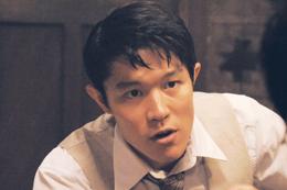 映画『海賊とよばれた男』鈴木亮平