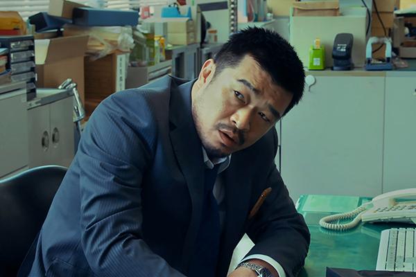 映画『影踏み』竹原ピストル