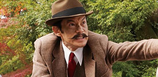 映画『カツベン!』竹野内豊