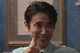 映画『泥棒役者』ユースケ・サンタマリア