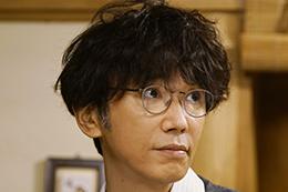 映画『食べる女』ユースケ・サンタマリア