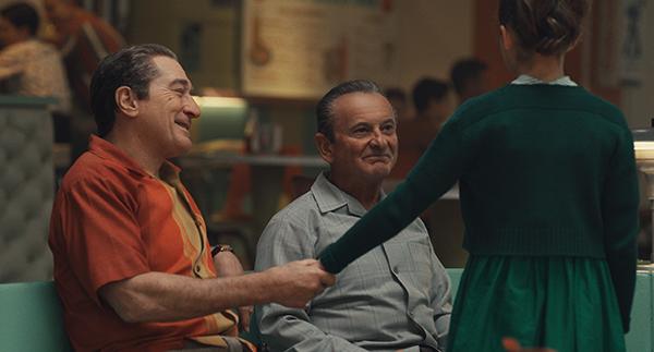 Netflix映画『アイリッシュマン』ロバート・デ・ニーロ