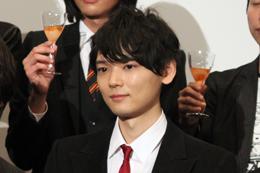 映画『ライチ☆光クラブ』プレミア上映イベント舞台挨拶、古川雄輝