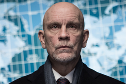 映画『アンロック/陰謀のコード』ジョン・マルコヴィッチ