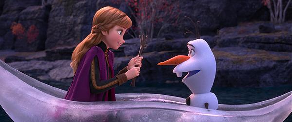 映画『アナと雪の女王2』ジョシュ・ギャッド