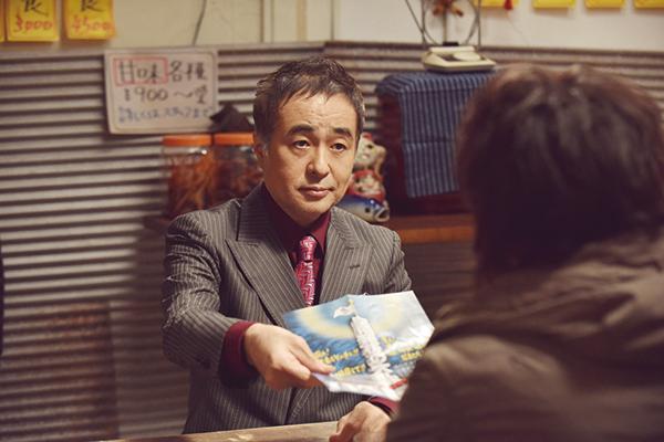 映画『カイジ ファイナルゲーム』松尾スズキ