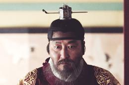 映画『王の運命―歴史を変えた八日間―』ソン・ガンホ
