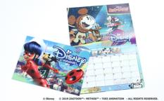 2020年ディズニー・チャンネルオリジナルカレンダー