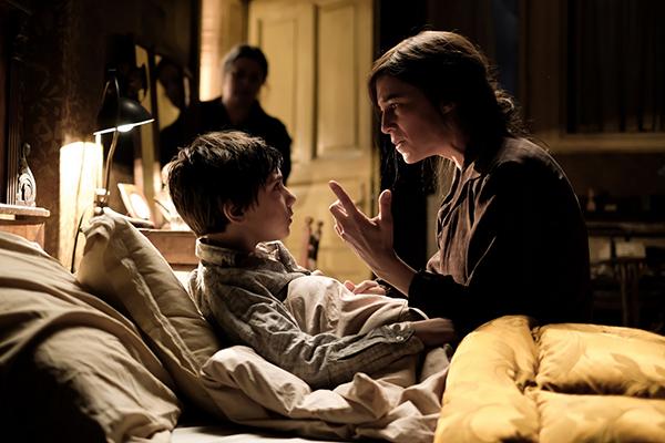 映画『母との約束、250通の手紙』シャルロット・ゲンズブール