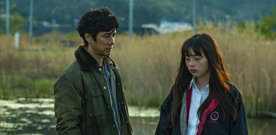 映画『風の電話』モトーラ世理奈/西島秀俊