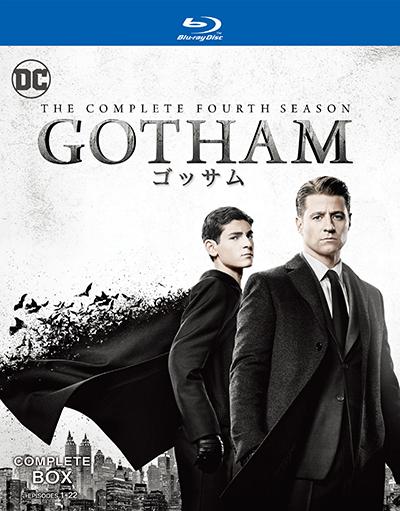 海外ドラマ『GOTHAM/ゴッサム <フォース・シーズン>』ベン・マッケンジー/デヴィッド・マズーズ