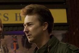 映画『バードマン あるいは(無知がもたらす予期せぬ奇跡)』エドワード・ノートン