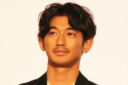 映画『まほろ駅前狂騒曲』完成披露舞台挨拶、永山瑛太