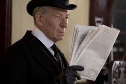 映画『Mr.ホームズ 名探偵最後の事件』イアン・マッケラン