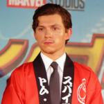 映画『スパイダーマン:ホームカミング』来日ジャパンプレミア、トム・ホランド