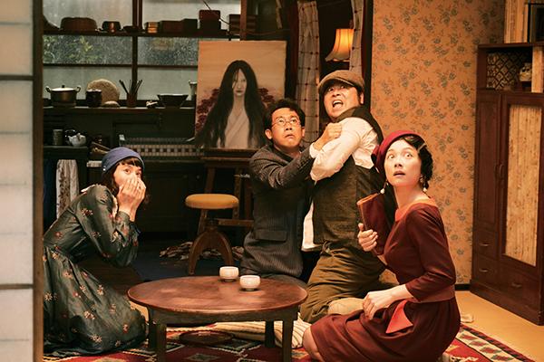映画『グッドバイ~嘘からはじまる人生喜劇~』大泉洋/小池栄子/橋本愛/皆川猿時