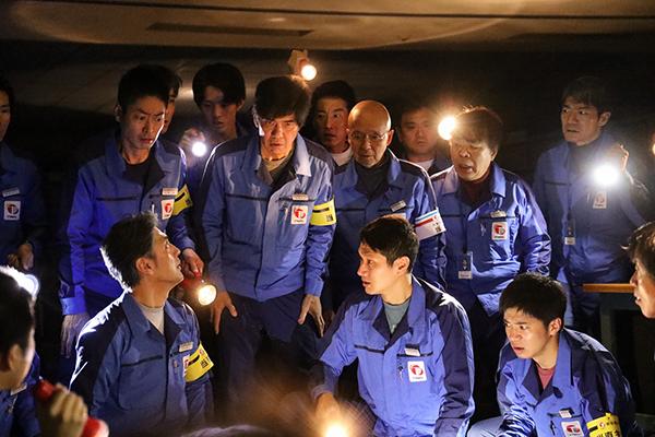 映画『Fukushima 50(フクシマフィフティ)』佐藤浩市