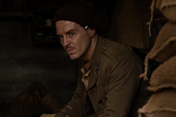 映画『1917 命をかけた伝令』アンドリュー・スコット