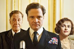 映画『英国王のスピーチ』コリン・ファース