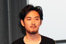 映画『モヒカン故郷に帰る』イベント、松田龍平