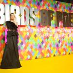 映画『ハーレイ・クインの華麗なる覚醒 BIRDS OF PREY』ロンドンプレミア、マーゴット・ロビー