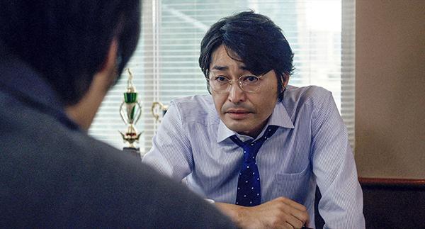 映画『影裏』安田顕