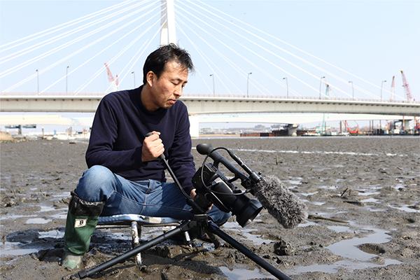 映画『東京干潟』 撮影・編集・製作・監督:村上浩康