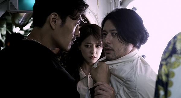 映画『人間の時間』藤井美菜/オダギリジョー